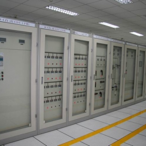 Four Sets of DC Power Supply Worked in Zhejiang Yueqing Plant